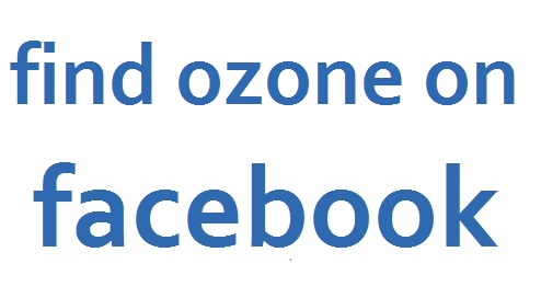 find ozone alternative laundry solutions on facebook
