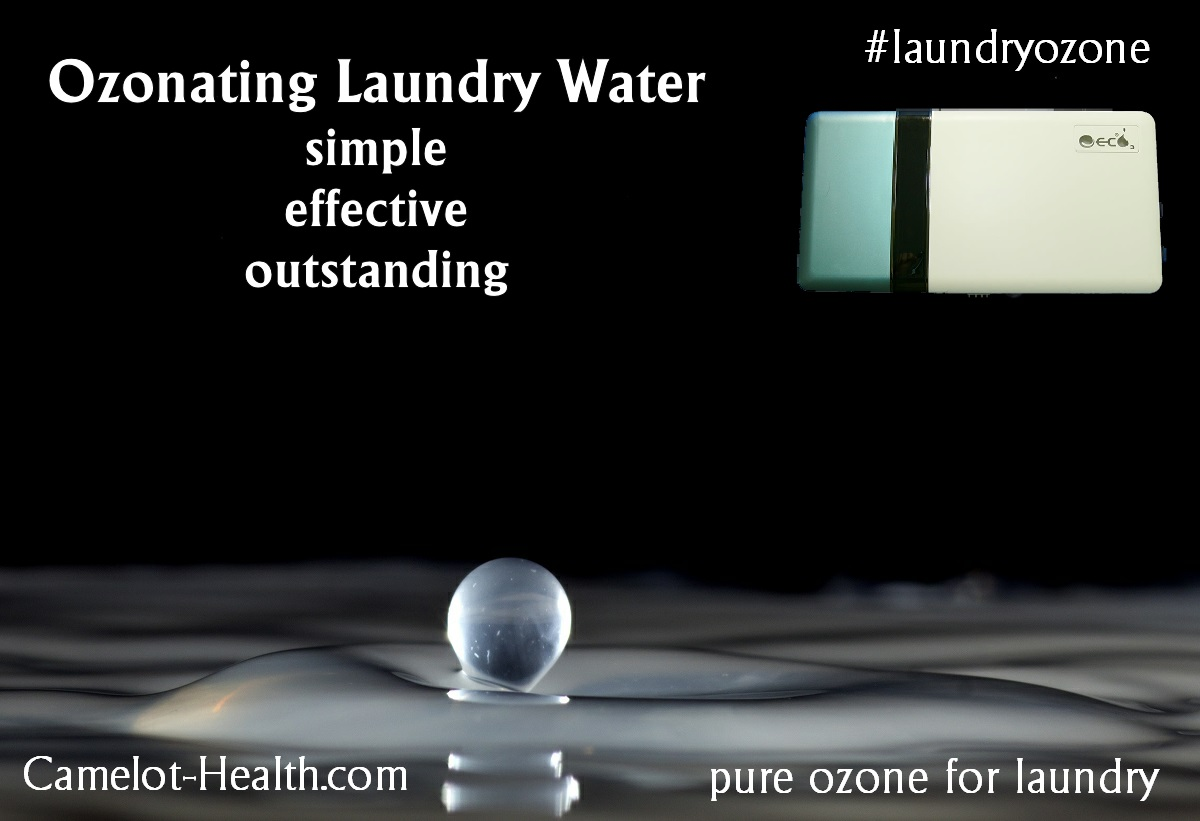 simple effective ozone water for clean laundry